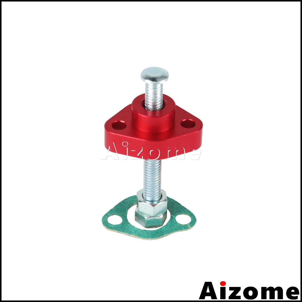 Motorcycle Manual Cam Timing Chain Tensioner For Honda ATC 250ES Big Red  250SX 350X 85 87 TRX450R TRX650 03 05 TRX680 06 11 -in Covers & Ornamental  ...