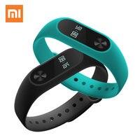 100 Original Xiaomi Mi Band 2 Smart Bracelet Miband Band2 Wristband Heart Rate Monitor Fitness Tracker
