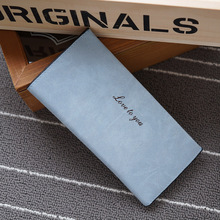 Hot sale new fashion high capacity women wallets lady girl c