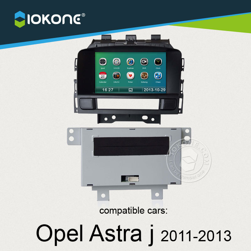 Car DVD Video player for Opel Astra j Buick GT XT Excelle 2011 2012 2013 With Radio,Bluetooth,GPS,Steering <font><b>Wheel</b></font> Control,Canbus