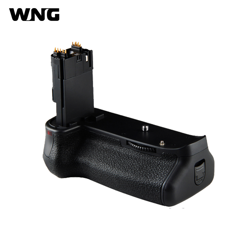 Vertical Battery GRIP for CANON EOS 7D MARK II 2 Digital SLR Camera free shipping free shipping new camera repair replacement parts 7d front shell for canon 7d front cover