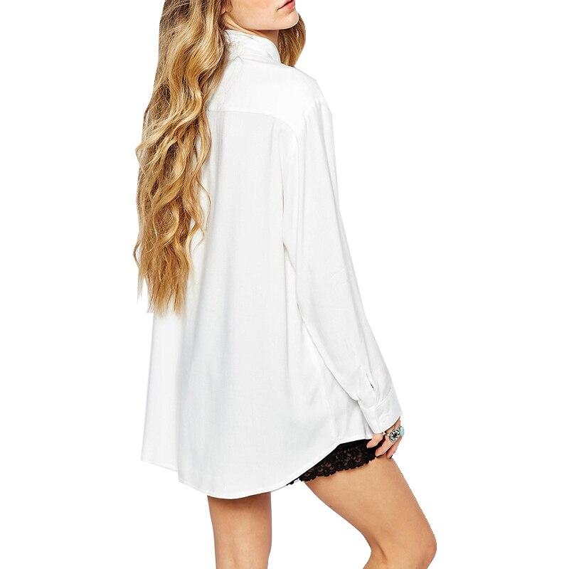 Liva Girl 2019 100% Baumwolle Lässige Kleidung Damen Kleidung Herbst - Damenbekleidung - Foto 3