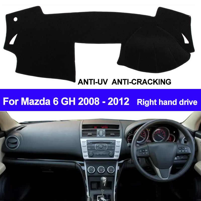 Fits Mazda 6 2009-2013 Carpet Dash Board Cover Mat Cinder