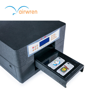 Promotion Price Digital Flatbed Braille Printing Machine A4 Portable Led Lamp Printer, Mini 6 Uv Printer