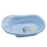 Babybadje Opblaasbare Peuterbad Bad Kraan Mixer Plastic Tubs Babies Effen Groen Baby Pp Spike Swim