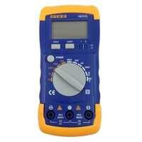Multimètre A6243L 3 1/2 condensateur mètre inducteur LC mètre 2nF-200uF & 2 mH-20 H testeur compatible