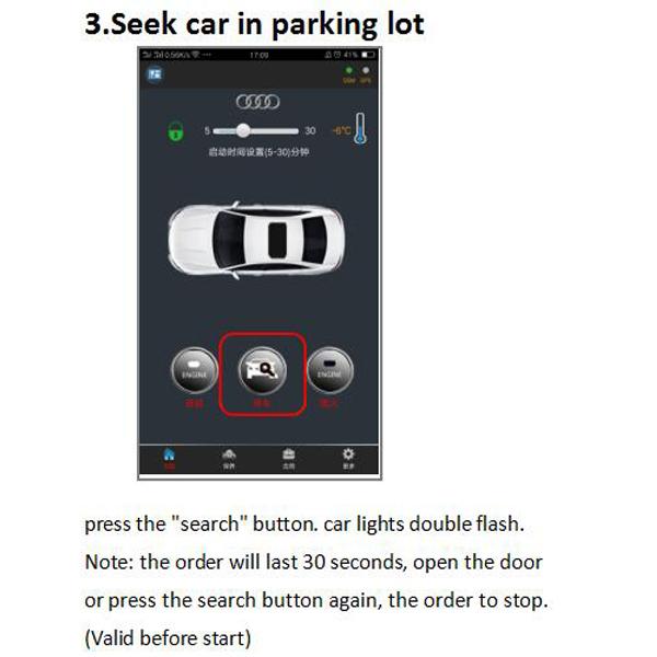 3 seek car