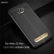 For Motorola Moto Z2 Play Case Shockproof Leather Anti-knock Case For Moto Z2 Play Cover For Motorola Z2 Play Case XT1710 BSNOVT