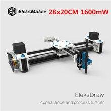 EleksMaker EleksDraw 1600 mW Mini XY 2 Achsen CNC DIY Laser Zeichnung Maschine
