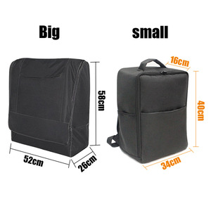 Image 2 - Stroller Storage bag  travel bag backpack For Goodbaby POCKIT  Xiaomi babyzen yoyo Light Stroller Pram Accessories