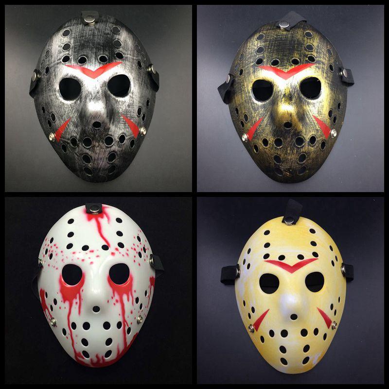 New Jason Vs Friday The 13th Horror Hockey Cosplay Costume Halloween Killer Masquerade Mask Halloween Mask Action Figure Toys