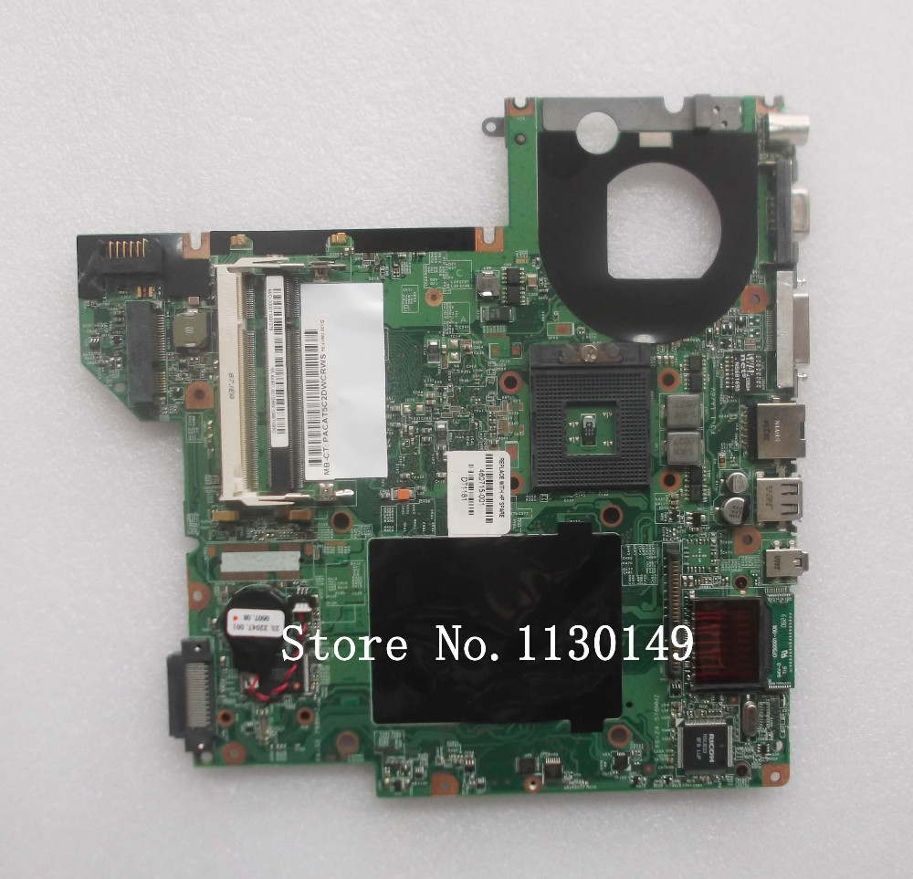 460715-001 Free shipping Laptop motherboard FOR HP DV2000 motherboard COMPAQ V3000 with 965GM 448598-001 100% Tested GOOD 417037 001 laptop motherboard dv2000 v3000 940 5% off sales promotion fulltested