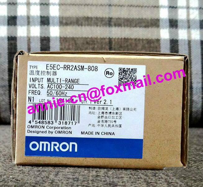 ФОТО E5EC-RR2ASM-808, E5EC-QR2ASM-808  New and original  OMRON Temperature controller