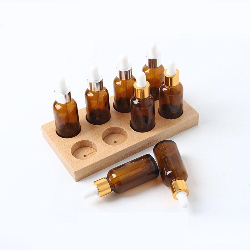 Logwood juguetes Montessori éducation bébé enfants jouets sens goût bouteille en bois garçons et filles jouets cadeau de haute qualité - 5