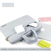 12 13 14 15 6 Inch Laptop Bag Notebook Bag For MacBook Retina Pro Air Asus