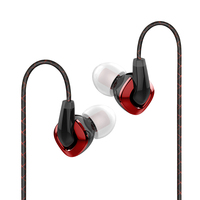 All New FiiO F3 Dynamic earphone with Mic and Remote for Xiaomi/Huawei