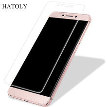 2PCS Screen Protector Glass For Leeco Le 2 Tempered Pro X620 X20 Film HATOLY