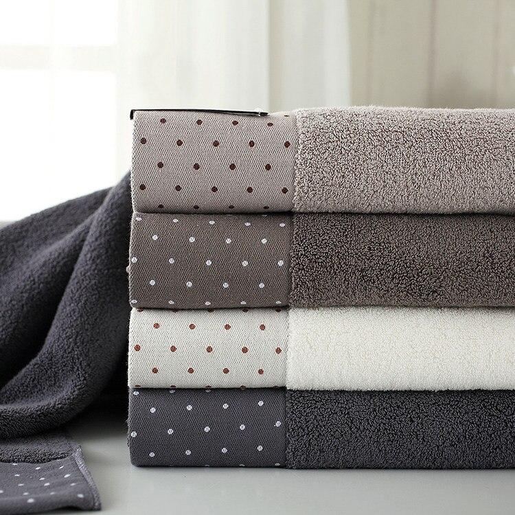 Toallas de baño Ultra suaves Extra grandes respetuosos con el medio ambiente 70x140 cm a la venta 100% algodón egipcio puro Ideal para el suministro de lujo de Hotel y Spa