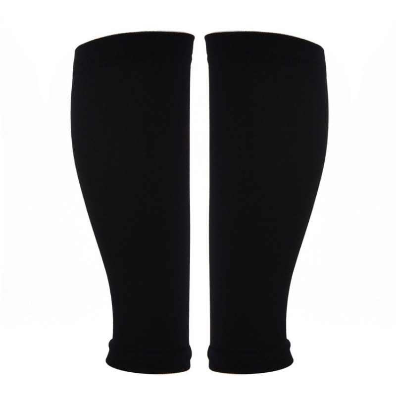 1 Pair Outdoor Support Leg Sleeve Sports Socks Exercise Compression Graduated Outdoor Exercise Calf Support Outdoor