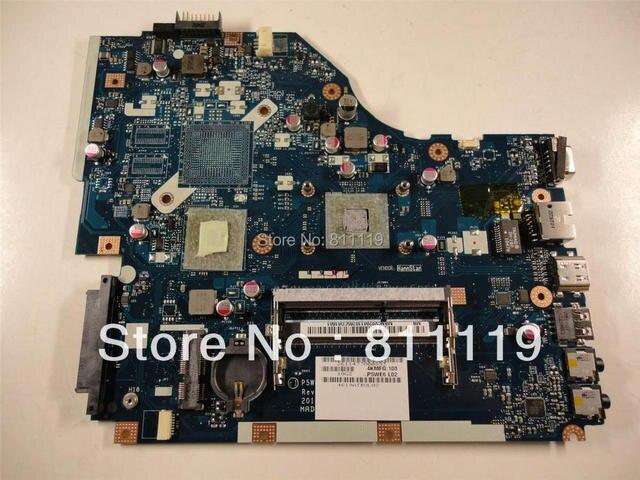 Integrado motherboard MBNCV02001 MB. NCV02.001 para 5253 P5WE6 LA-7092p MotherBoard E350 APENAS us $2 frete