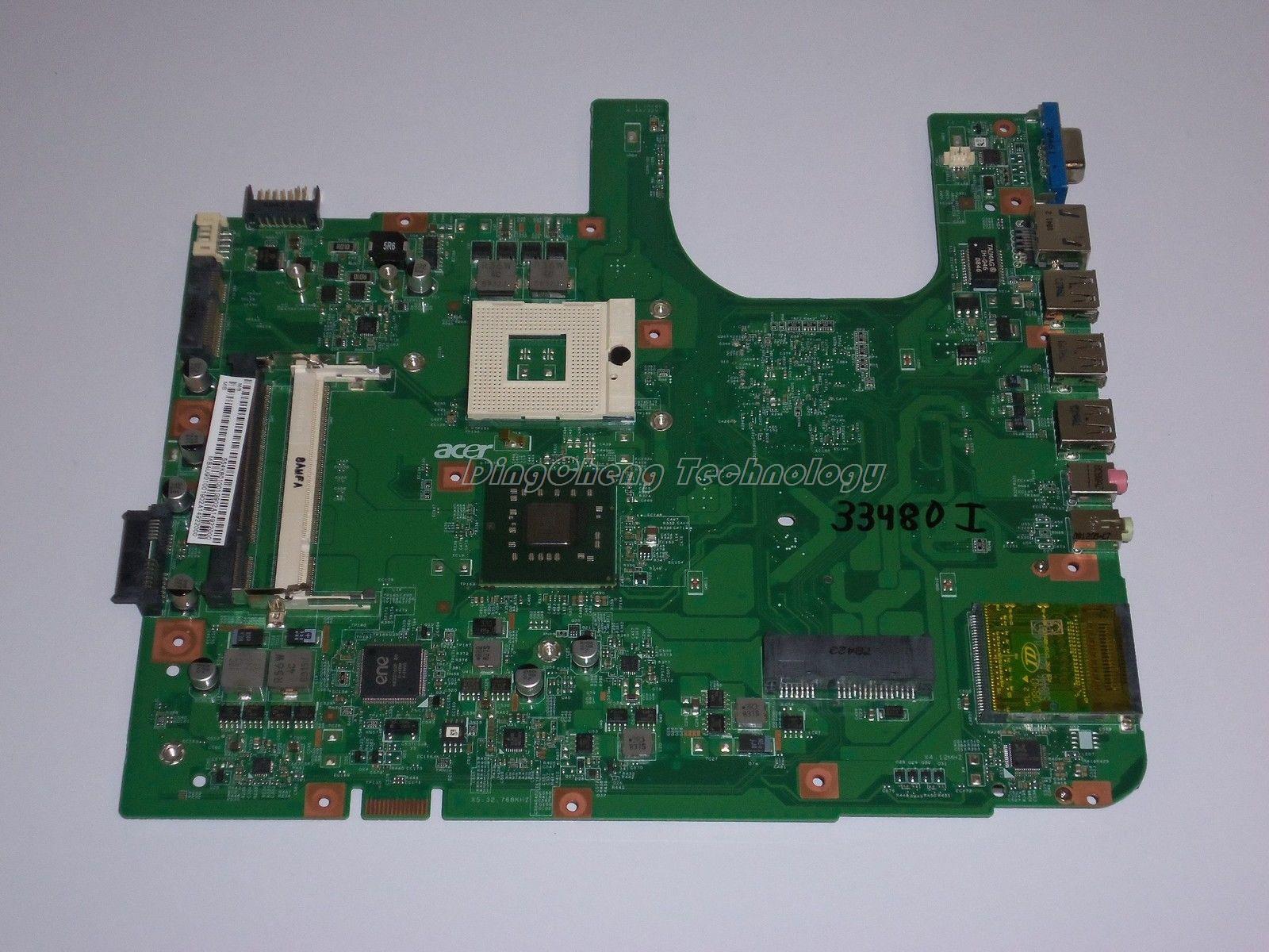 HOLYTIME Scheda Madre del computer portatile Per Acer 5735 5735z 08219-1 MBATR01001 48.4K801.011 MB. ATR01.001 GM45 DDR2 scheda grafica integrataHOLYTIME Scheda Madre del computer portatile Per Acer 5735 5735z 08219-1 MBATR01001 48.4K801.011 MB. ATR01.001 GM45 DDR2 scheda grafica integrata
