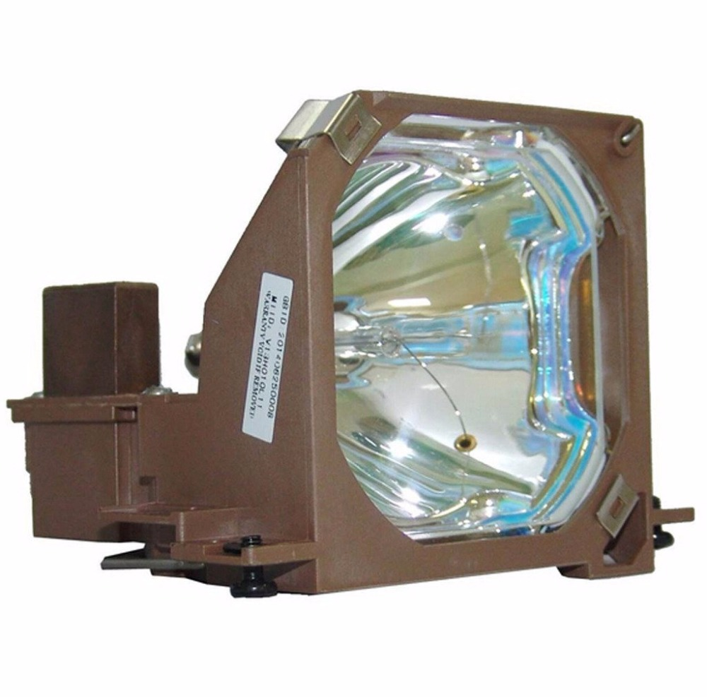 ELPLP11 / V13H010L11  Replacement Projector Lamp with Housing  for  EPSON EMP-8100 / EMP-8150 / EMP-8200 / EMP-9100