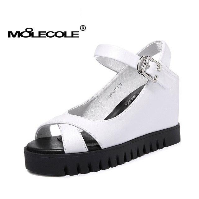 MOOLECOLE D'été de Femmes Classique Chaussures Talon Talon Talon Hauteur 8 CM 2bbe44