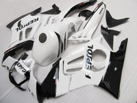 Motorcycle Fairing CBR 600 F3 95 96 Body Kits REPSOL CBR 600 F3 1996 Fairings CBR600 F3 95 96 1995 1996 Black white Nn