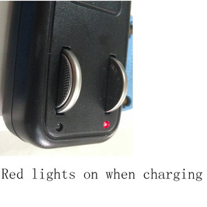 Image 3 - Rainpro 1set/lot (2PCS LIR2032+1PCS charger) 3.6V Rechargeable coin cell lithium battery