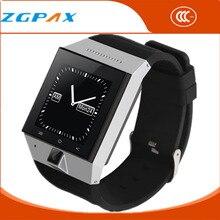 Männer Uhren Smart Uhr GPS Smartwatch Wasserdicht Android 4.4 System Unterstützung Google Karte Skype 3G Relogio Inteligente für Männer