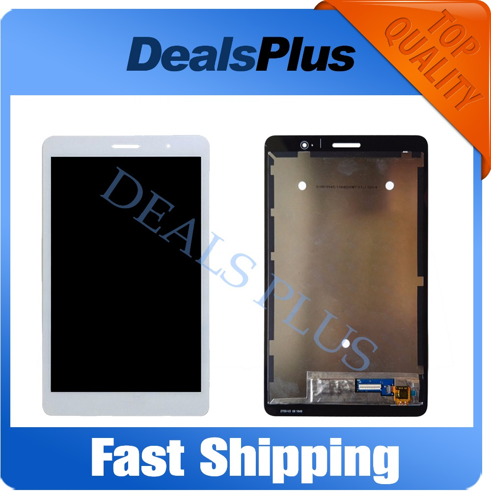 Replacement New LCD Display Touch Screen Assembly For Huawei Honor Play Meadiapad 2 KOB-L09 MediaPad T3 KOB-W09 LTE White Black стоимость