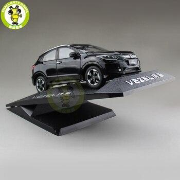 1/18 VEZEL SUV Diecast Metal SUV Car Model Toys Girl Boy Gift Collection Hobby Black