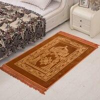 75x120cm Muslim Prayer Carpet Outdoor Garden Rug Pilgrimage Big Carpets For Living Room Home Livingroom Bedroom Bedside Carpet|carpet outdoor|carpets for living room|big carpet -