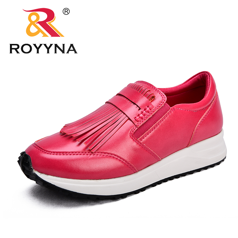 Microfibre Fringe Style Livraison white Loisirs pink De Nouveau Royyna Lady La Sneakers Chaussures Hauteur Appartements Gratuite Femmes Femelle Augmentation rose Polpular Red Black Ongxg7a