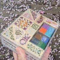 Stamp Set Classical Corners Signee Inkpad