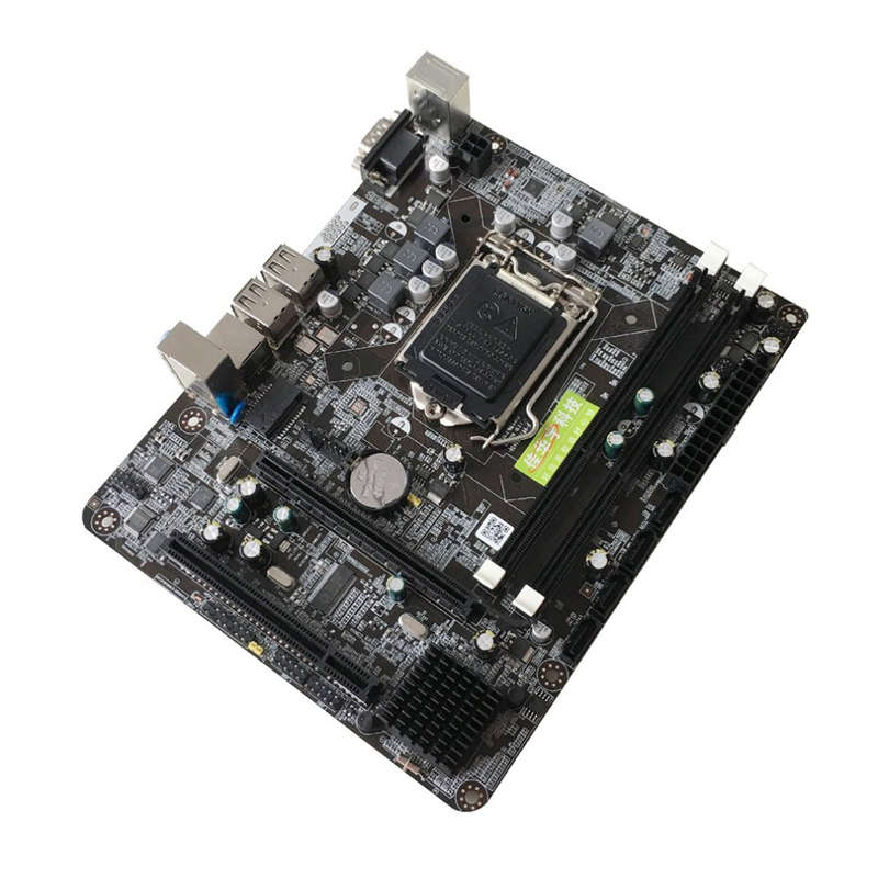 Intel P55 6 Channel Mainboard P55-A-1156 Motherboard High Performance Desktop Computer Mainboard Cpu Interface Lga 1156