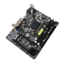 인텔 p55 6 채널 메인 보드 P55 A 1156 마더 보드 고성능 데스크탑 컴퓨터 메인 보드 cpu 인터페이스 lga 1156