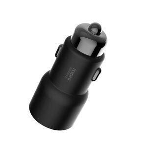 Image 5 - ROIDMI 3S Bluetooth 5V 3.4A רכב מטען מוסיקה נגן FM חכם אפליקציה לאייפון אנדרואיד חכם שליטה MP3 נגן