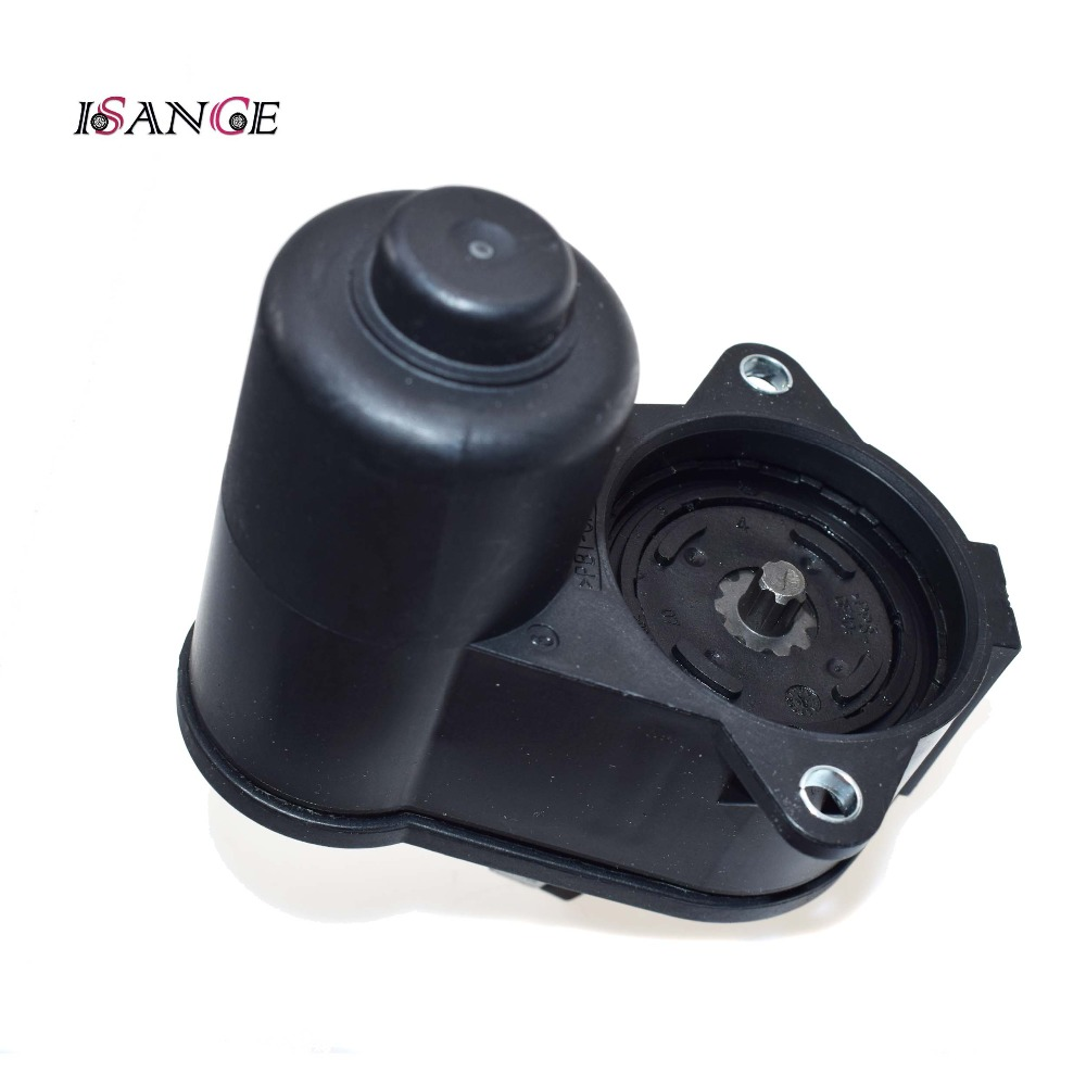 hight resolution of isance rear handbrake caliper parking brake motor adjuster for audi q3 vw passat b6 cc tiguan sharan 3c0998281b 32332267