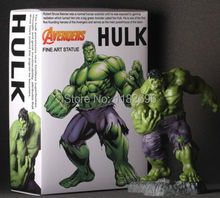 NEW HOT Classic The Avengers Series 1/6 Scale Hulk Fine Art Statue Figure Free Shipping in stock