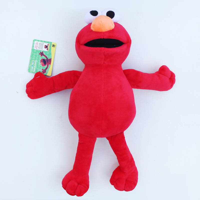 20-30cm Elmo Plush Toy Cartoon Sesame Street Elmo Plush Toys Doll Soft Stuffed Animals Toys For Kids Children Xmas Gifts