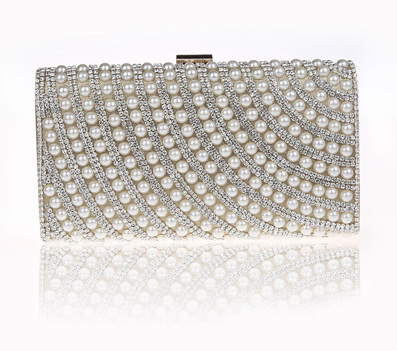 2016 High Quality Gold Evening Bag Womens Beaded Zircon Handbag Clutch Birthday Gift Party Purse Makeup Bag Mujer Bolso 120662016 High Quality Gold Evening Bag Womens Beaded Zircon Handbag Clutch Birthday Gift Party Purse Makeup Bag Mujer Bolso 12066