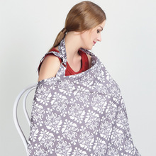 Breastfeeding Cover Baby Infant Breathable Cotton Muslin Nursing Cloth Large Size Big Nursing Cover Feeding Cover
