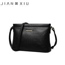 JIANXIU Brand Genuine Leather Bag Bolsa Bolsos Mujer Women Messenger Bags Bolsas Feminina Shoulder Crossbody Small Bag New 2017