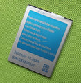 New Original N900W Battery for JIAKE N900  N900W Mobile Phone FREE SHIPPING with Tracking Code