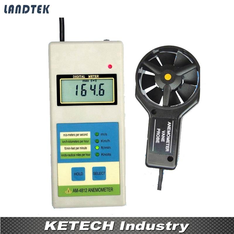 AM-4812 Portable Digital Anemometer все цены