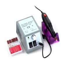 Professionale Electric Nail Drill File Manicure di Pedicure Della Macchina Set Unghie artistiche Forniture di Utensili