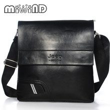 MIWIND Hot 2016 New Fashion Men Bags PU Leather Men Messenger Bags High Quality Brand Men's Shoulder Bag Business Bag