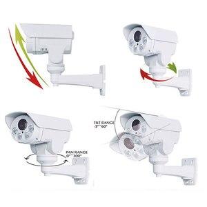 Image 3 - 1080P 10X Cơ Giới Zoom Tự Động 5 50 Mm Varifocal IP PoE 2.0MP HD ONVIF Ngoài Trời PTZ P2P camera IP Cho Camera Quan Sát NVR Cam Hệ Thống