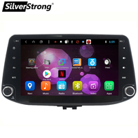 SilverStrong QuadCore 9inch Android7.1 Car DVD For Hyundai New i30 2017 2018 with 16GB Rom Car radio stereo 9inch